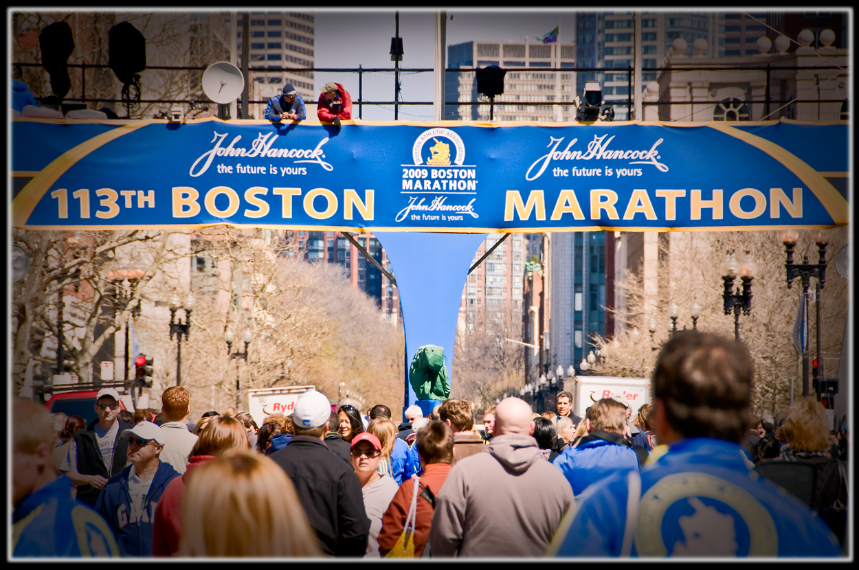 BOSTON MARATHON Prep: Noel's Reflection on Training, Qualifying and ...